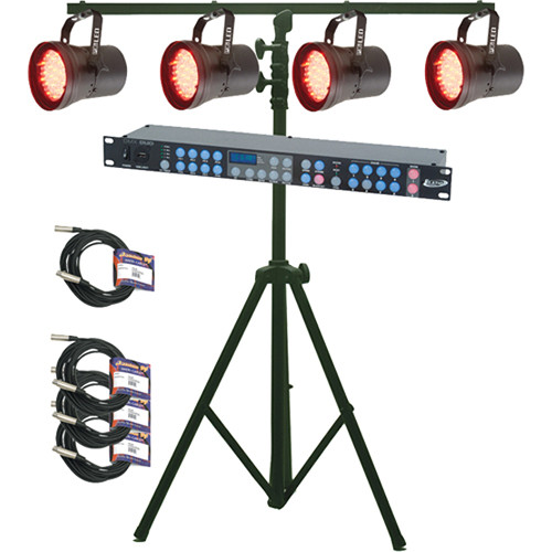American DJ P36 LED System