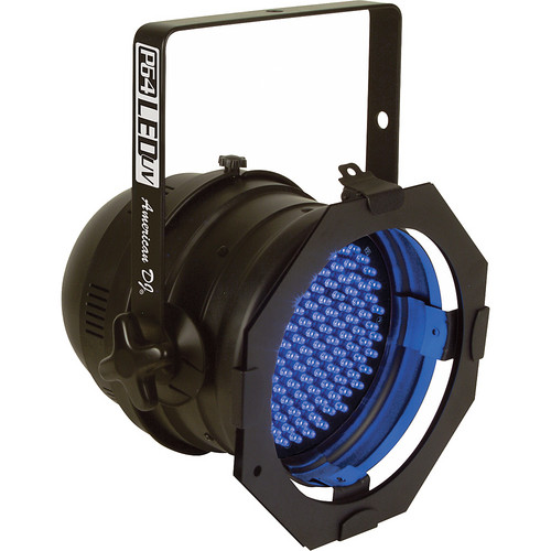American DJ P64 LED UV Blacklight Par Can (120VAC)