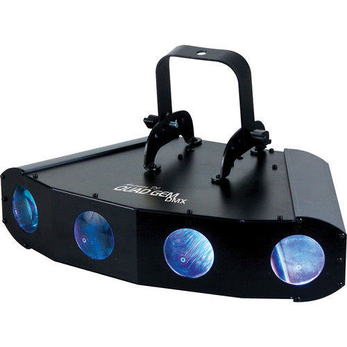 American DJ Quad Gem LED DMX Moonflower Effect (120VAC)