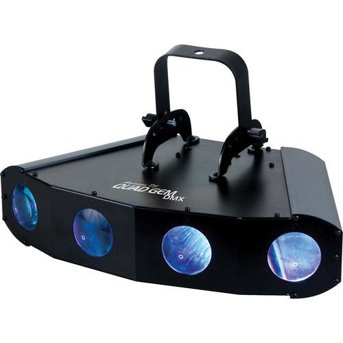 American DJ Quad Gem LED DMX Moonflower Effect (120VAC)