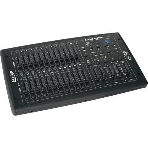 American DJ Scene Setter 24-Channel DMX Console