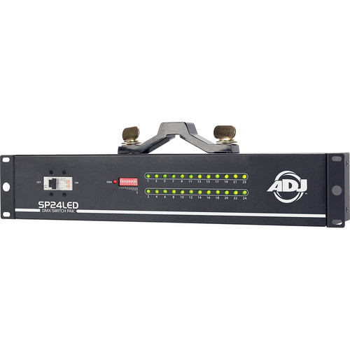 American DJ SP24LED 24-channel DMX Switch Pack