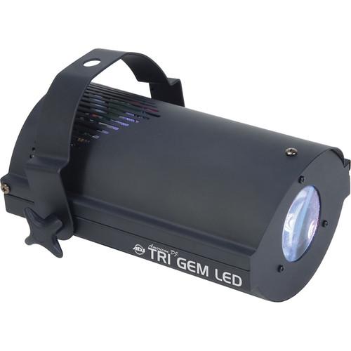 American DJ Tri Gem LED Effect Light (120VAC)