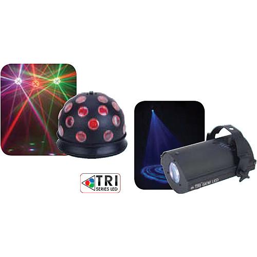 American DJ Tri LED Party Pak 1