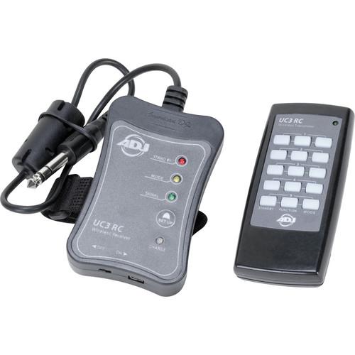 American DJ UC3 Remote Control System