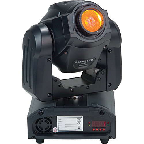 American DJ X Move LED Plus Moving Head Light (120VAC)