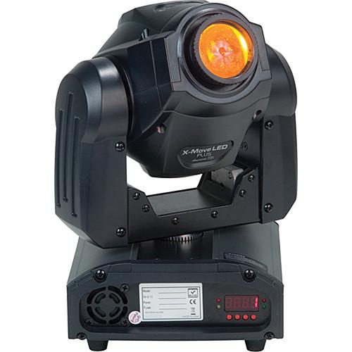 American DJ X Move LED Plus Moving Head Light (120VAC)