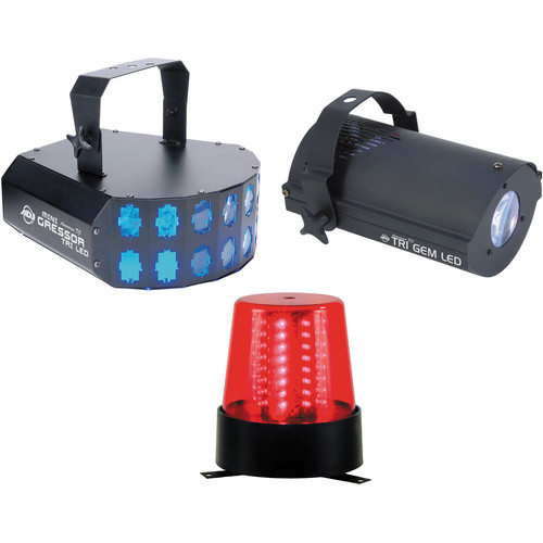 American DJ LED Party Pack 2 Instant Light Package