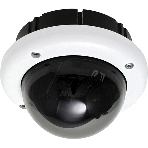 American Dynamics ADCDEH0309CN Discover Indoor/Outdoor High Resolution Mini-dome