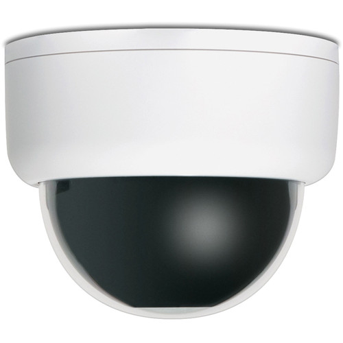 American Dynamics Discover Indoor Mini-dome Camera (PAL, White)