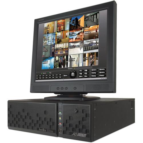American Dynamics 16-CH 1TB Intellex Ultra Premiere DVM System