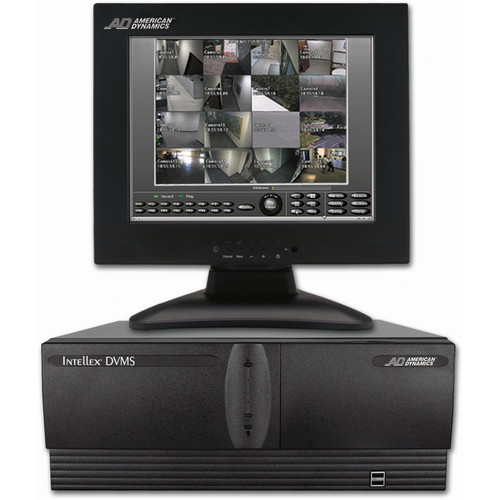 American Dynamics Intellex Digital Video Management System (Desktop, Premier, 500 GB)
