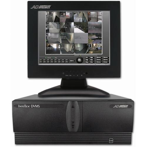 American Dynamics Intellex Digital Video Management System (Desktop, Premier, 500 GB)