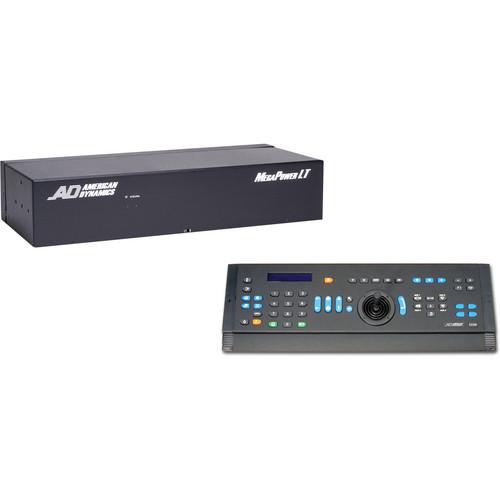 American Dynamics MegaPower LT Matrix Switcher/Controller System - 32x8 (CC 200)