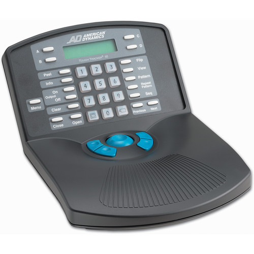 American Dynamics Touch Tracker Controller