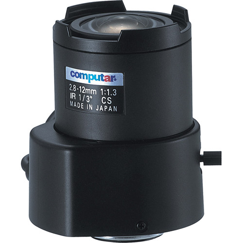"American Dynamics LIRC2811CS 1/3"" CS Mount 2.8-11mm f/1.4 DC Auto Iris IR Lens"