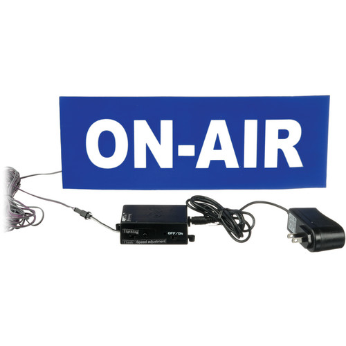 American Recorder On Air Sign