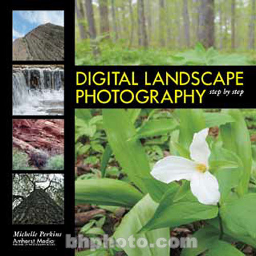 Amherst Media Book: Digital Landscape Photography