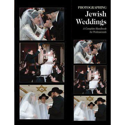 Amherst Media Book: Photographing Jewish Weddings by Stan Turkel