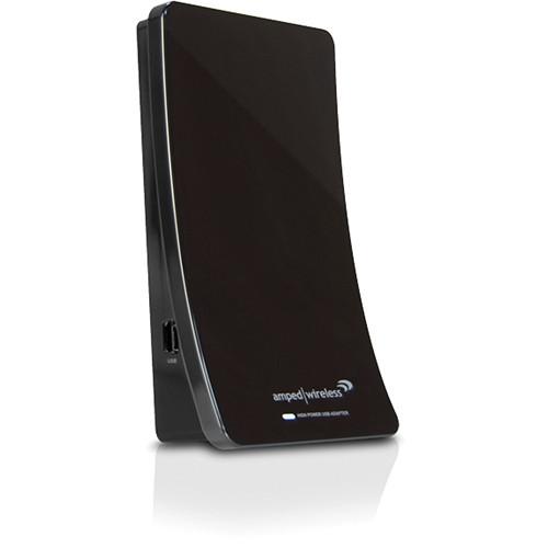 Amped Wireless UA1000 High Power Wireless-N 500mW Directional USB Adapter