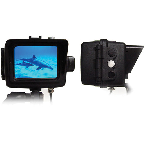"Amphibico 3.5"" TFT LCD High Performance Monitor"