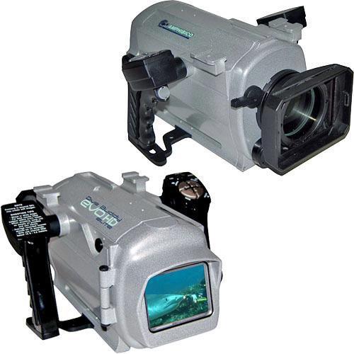 Amphibico Dive Buddy EVO HD Elite UW Housing for Sony HDR-SR10, SR10D, SR11, SR12