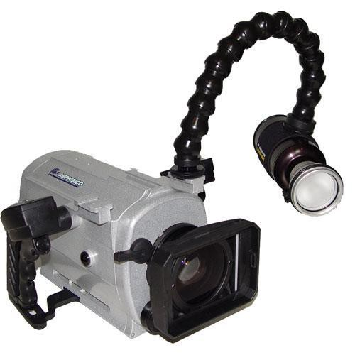 Amphibico Dive Buddy EVO HD Elite Housing w/ 10W HID Light for Sony HDR-XR520V