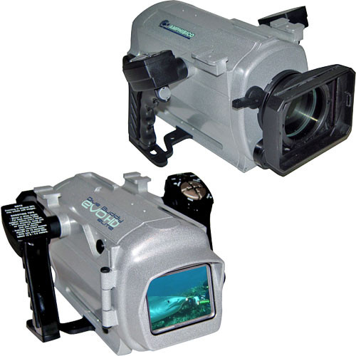 Amphibico Dive Buddy EVO HD Elite for Sony HDR-HC9, HDR-HC7, HDR-HC5