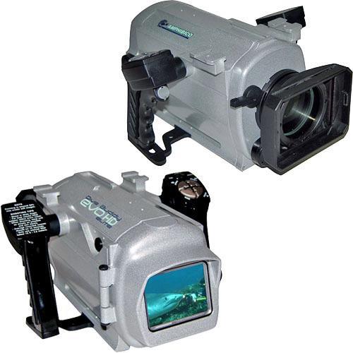 Amphibico Dive Buddy EVO HD Elite UW Housing for Sony HDR-XR520V & HDR-XR500V