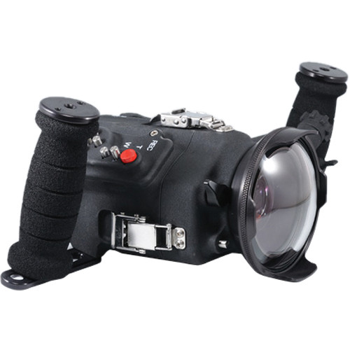 Amphibico HD WAVE Housing for Sony HDR CX560/ 700 HD Camcorder