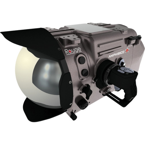 Amphibico Rouge Underwater Housing for RED Scarlet / Epic Cinema Camera