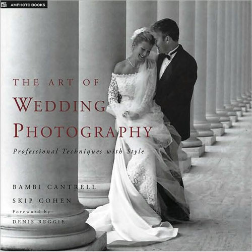 Amphoto Book: The Art of Wedding Photography: Professional Techniques with Style
