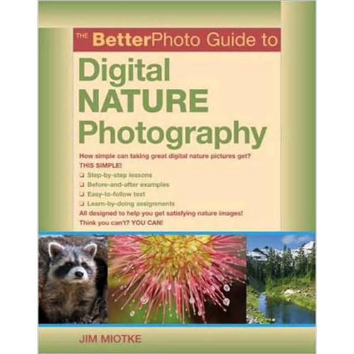 Amphoto Book: The Betterphoto Guide to Digital Nature Photography