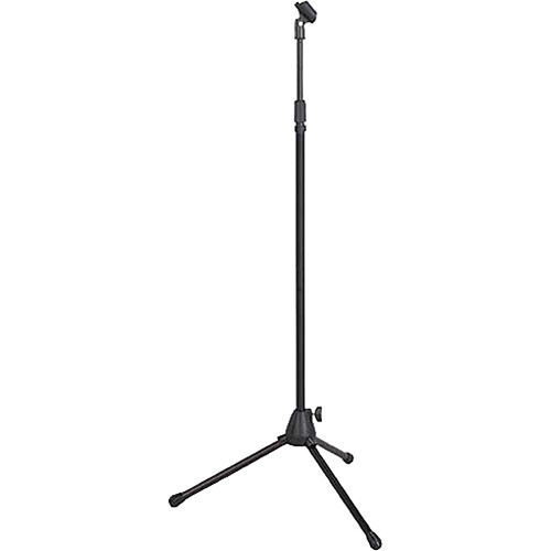 AmpliVox Sound Systems S1073 Floor Microphone Stand