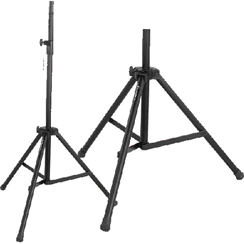 AmpliVox Sound Systems S1080 HD Tripod Speaker Stand for Amplivox Speakers