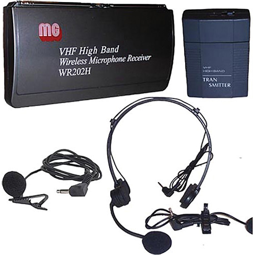 AmpliVox Sound Systems S1612 Wireless Lapel and Headset