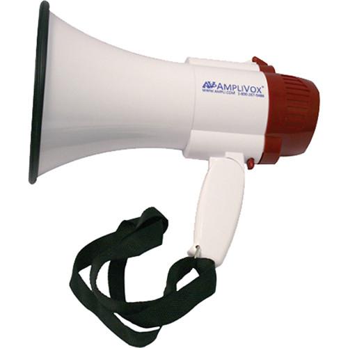 AmpliVox Sound Systems S600 Mini-Meg 10W Megaphone