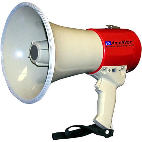 AmpliVox Sound Systems S601 Mity-Meg 15W Megaphone