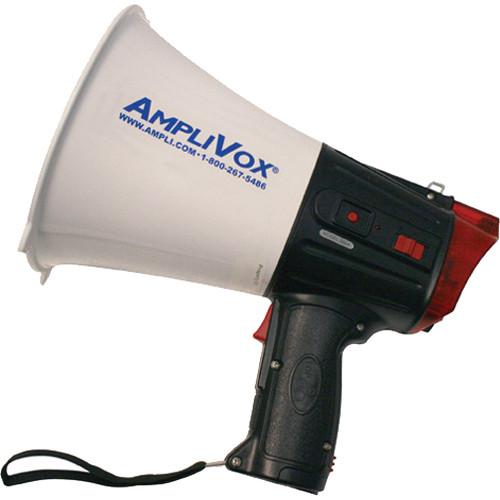 AmpliVox Sound Systems S604 Safety Strobe Megaphone