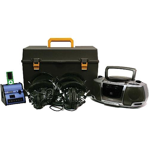 AmpliVox Sound Systems SL1072 Digital iPod Audio Listening Center