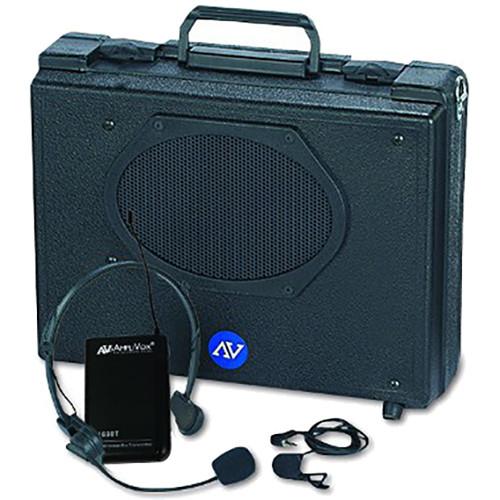 AmpliVox Sound Systems SW222 Wireless Audio Portable Buddy