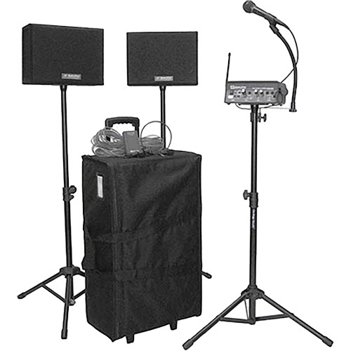 AmpliVox Sound Systems SW230A Voice Carrier Portable PA System