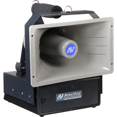 AmpliVox Sound Systems SW610A Half-Mile Hailer Wireless Megaphone