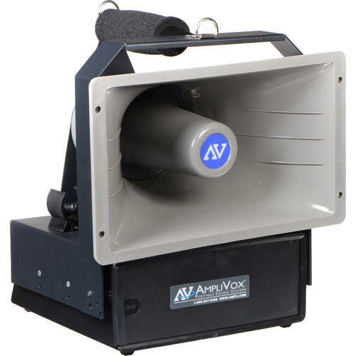 AmpliVox Sound Systems SW610A Half-Mile Hailer Wireless Megaphone