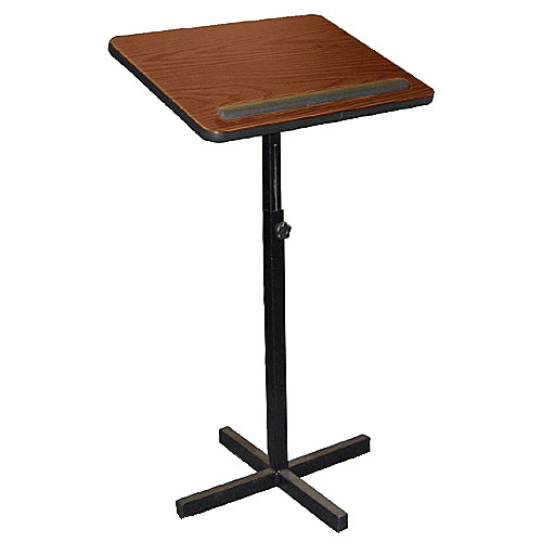 AmpliVox Sound Systems W330 Xpediter Adjustable Lectern