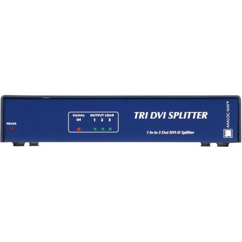 Analog Way DVI103 Tri-DVI Splitter