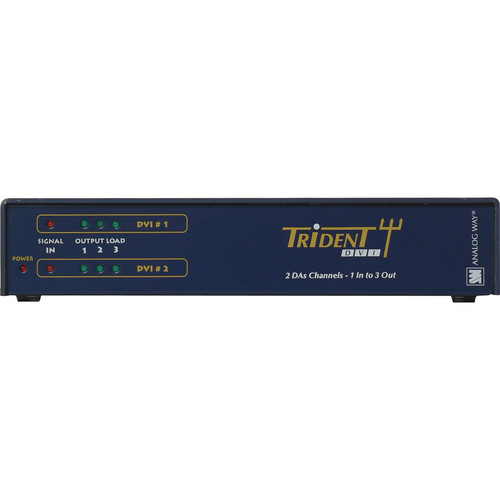 Analog Way DVI213 Trident DVI Splitter