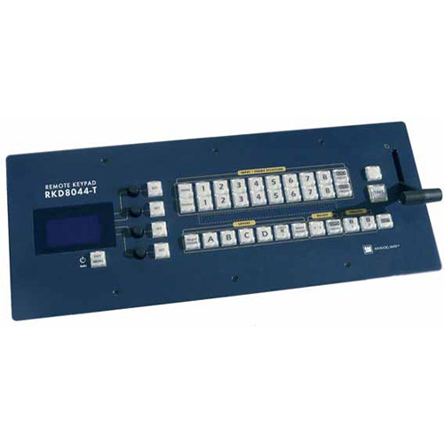 Analog Way RKD8044-T Remote Key Pad with T-Bar