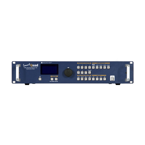 Analog Way Smart Quad Hi-Resolution Seamless Switcher