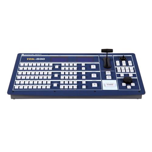 Analog Way TRK-800 Triple Remote Control Keypad for Seamless Switchers